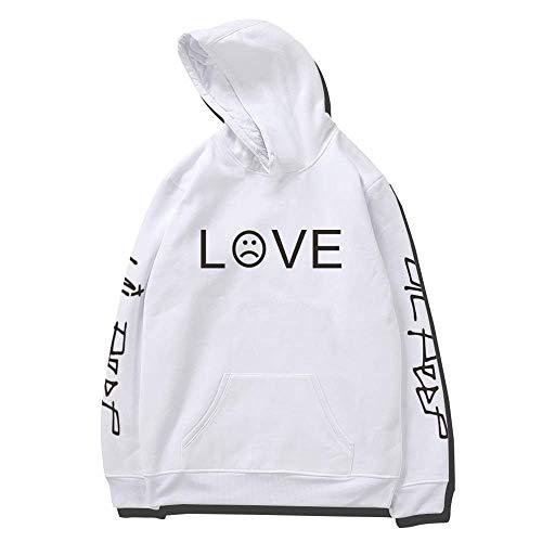 wangxiyan Lil Peep R.I.P. Love Printed Men/Women Fashion Sport Hip Hop Hoodie Sweatshirt Casual Pocket Long Sleeve Thin Fleece Hoodies Pullovers Coat Tops Outdoor by wangxiyan (Image #6)