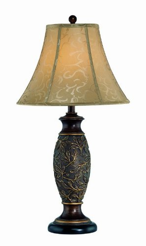 Lite Source CF41162 Gentry Table Lamp, 12.5