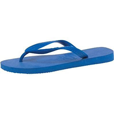 fb08a38a815140 Havaianas Womens Top Flip Flops Marine Blue  Amazon.co.uk  Shoes   Bags