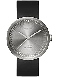piet hein eek tube watch D42 steel/black