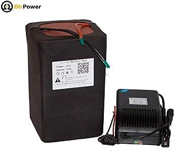 72 V 30 Ah Li-ion de litio Cargador de batería para bicicleta ...