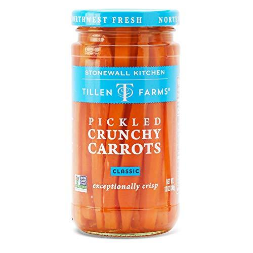 Tillen Farms Pickled Crunchy Carrots, 12 oz (Pack of - Asparagus Tillen Farms