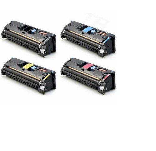 HP C9700A, C9701A, C9702A, C9703A Complete Color Set (Black, Cyan, Yellow, Magenta) -