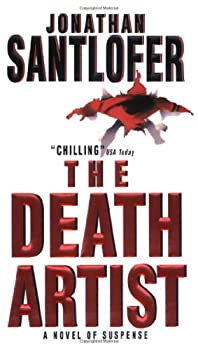 The Death Artist 006000441X Book Cover