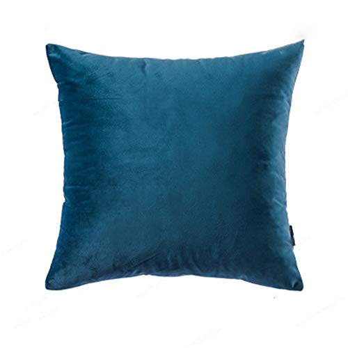 Funny back pillow Velvet Decorative Square Throw Pillow Cover Cushion Pillow Case Cushion Pillows Luxury European Pillow…