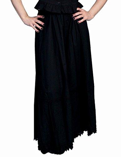 RangeWear by Scully Women's Rangewear Petticoat Black XX-Large