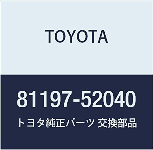 Toyota 81197-52040 Headlamp Bracket