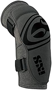 IXS Unisex Carve Evo+ Breathable Moisture-Wicking Padded Protective Elbow Guard