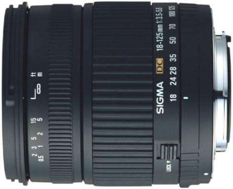 Sigma 18 125 3 5 5 6 Dc Digital Objektiv Für Minolta Kamera