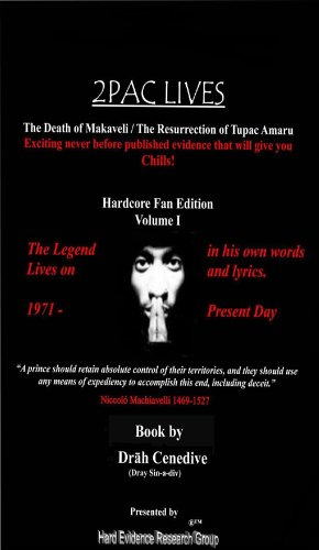 2Pac Lives The Death of Makaveli / The Resurrection of Tupac Amaru (Volume 1)