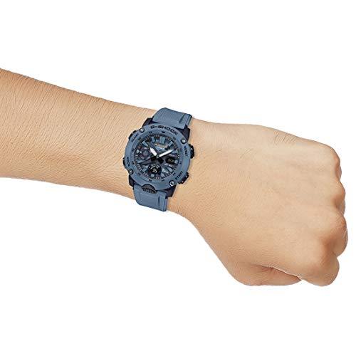 G-Shock Mens Quartz Watch, Analog-Digital Display and Resin Strap - GA-2000SU-2ADR