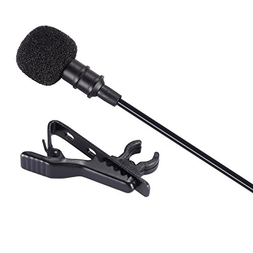 Mic for Computer, PChero USB Lavalier Clip-on Omnidirectional Condenser Microphone for Laptop PC Macbook, Perfect for Interviews, Skype, Audio Video Youtube Recording, QQ, MSN, Skypee, Podcast by PChero (Image #5)