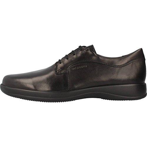 Zapatos de cordones para hombre, color Negro , marca STONEFLY, modelo Zapatos De Cordones Para Hombre STONEFLY SEASON III 10 NAPPA Negro