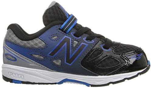 New Balance K620V1 Classic Infant Oxford (Toddler) Negro / Gris