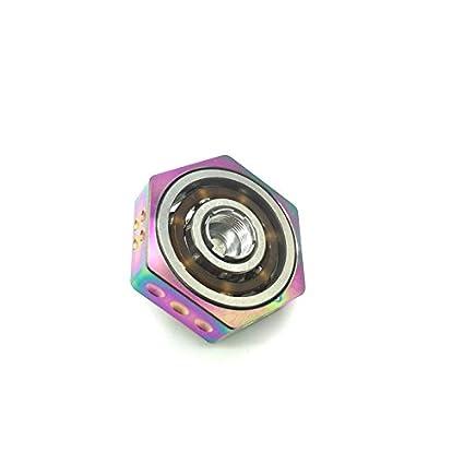 Amazon.com: Fidget Vape Spinner Vapor rodamientos de acero ...