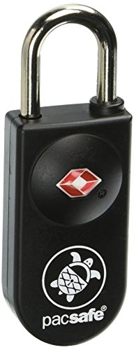 Pacsafe Prosafe Accepted Key Card Lock Black 1pc