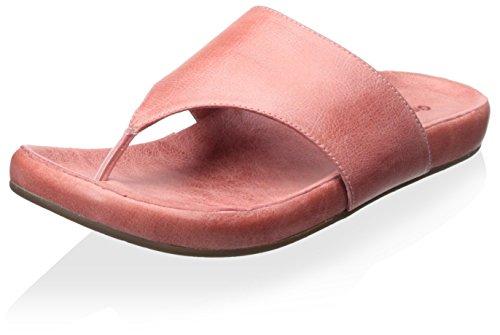 Chocolat Blu Women's Omega Sandal - Red Leather - 36 M EU...