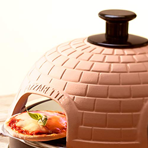 """Pizzarette – """"The Funnest 6 - Countertop Oven – Europe's Tabletop Pizza Oven Now In Dual Heating"""