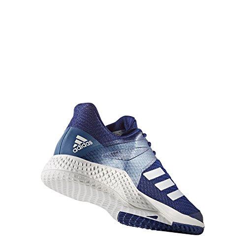 adidas Adizero Club, Zapatillas de Tenis Unisex Adulto Varios colores (Tinmis / Ftwbla / Azubas)