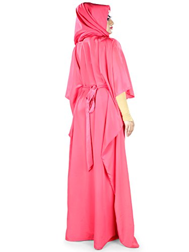 018 Aiza Mybatua Jalabiya Musulmán Kaftan Bordado Kf Vestido 0PxHPfd