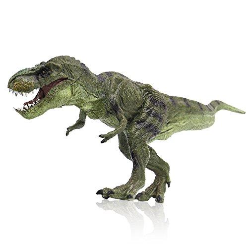 Zooawa Tyrannosaurus Rex Dinosaur Figure Toy - Celadon -