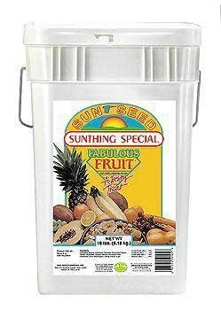 Sun Seed Company Fabulous Fruit 18lb