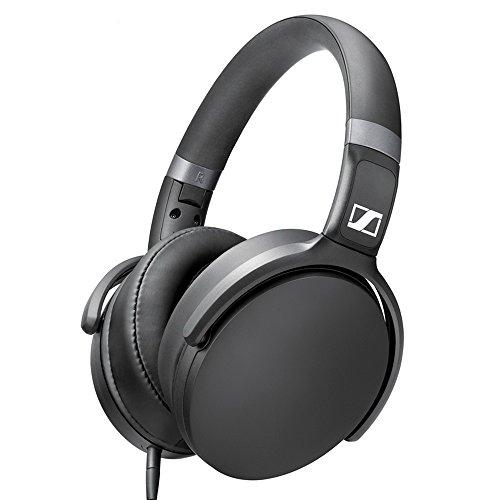 Sennheiser HD 4 30i Black Headphones