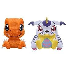 Digimon Adventure roller Innovation Cute stuffed vol.1 2 kinds Assortment