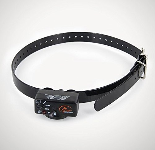 Sportdog Deluxe Nobark 18 Collar - 18 Levels of Correction - For Dogs 8 Pounds and up - SBC-18 by SportDog