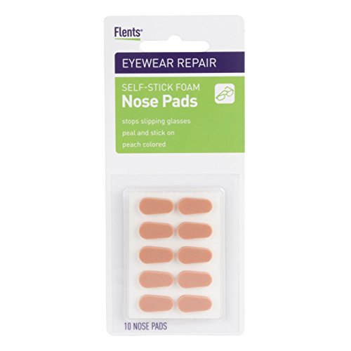 Flents Eyeware Nose Pads - Finding Glasses For Your Face