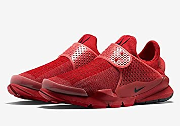 separation shoes a810d 8ef2a Nike Sock Dart Independence Day Red flyknit fragment design ...