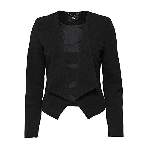 CAROLINA SHORT ONLY Noir 15147062 BLAZER FEMME VESTE xZZUq7w8