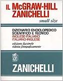 img - for Dizionario Enciclopedico Scientifico E Tecnico Inglese-Italiano Italiano-Inglese Edizione Facsimile Ridotta Fotograficamente book / textbook / text book