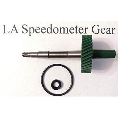 La Speedometer Gear - 39 Tooth Long shaft Speedometer Driven Gear 52068161: Automotive