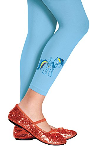 My Little Pony Costume For Boys (Rainbow Dash Tights -Child)