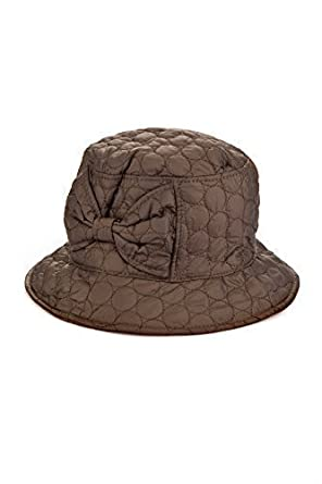 802a08f6f26fc7 Waterproof Bucket Hat 7 Colours (Brown): Amazon.co.uk: Clothing