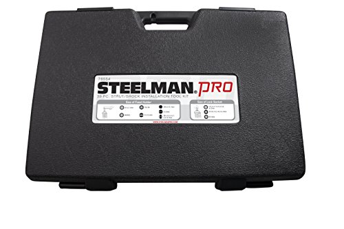 STEELMAN 78554 39-Piece Strut/Shock Installation Tool Kit by Steelman (Image #3)