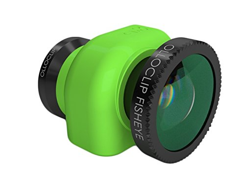 Olloclip 3-In-1 Photo Lens For Iphone 5C - Retail Packaging - Green One Size 6