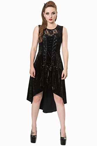 Guardián prohibido gótico Vestido gótico Alternativa - Black / XL