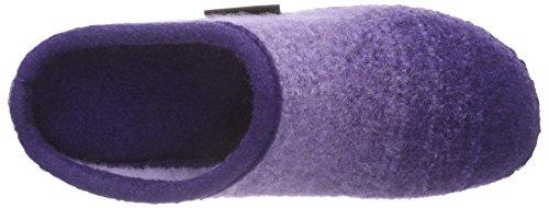 Giesswein Notzen, Zuecos para Mujer Violeta - Violett (lila / 539)