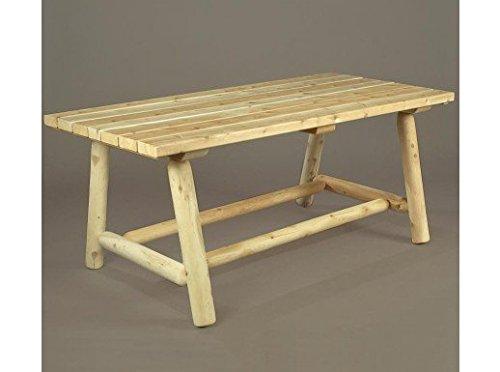 Rustic Cedar 021121B Classic Farmers Table Set