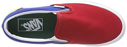 Yacht Blue Infilare Classic Club On Multicolore Adulto Vans Slip Sneaker Vans – Unisex R4Hq1Px