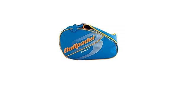 Bull padel PALETERO BULLPADEL BPP-18004 Azul Naranja: Amazon ...