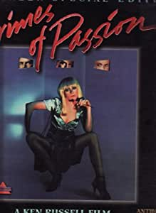 Crimes of Passion Widescreen Special Edition /LaserDisc