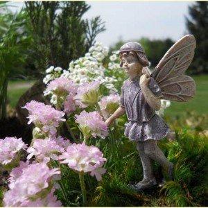 Fairy Figurines Garden Amazon.com: Miniature Fairy Statues Figurines   Fairy  Garden .