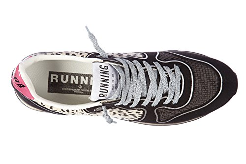 Golden Goose Damenschuhe Turnschuhe Damen Wildleder Schuhe Sneakers running vint