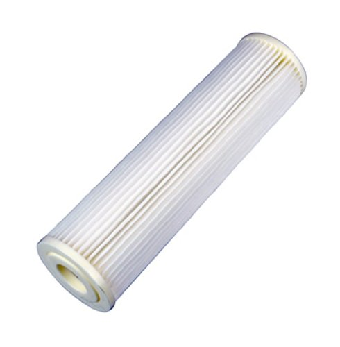Ideal H2O 728810 10-Inch by 2-Inch Stealth-RO100/200 Cleanable Sediment Filter by Ideal H2O