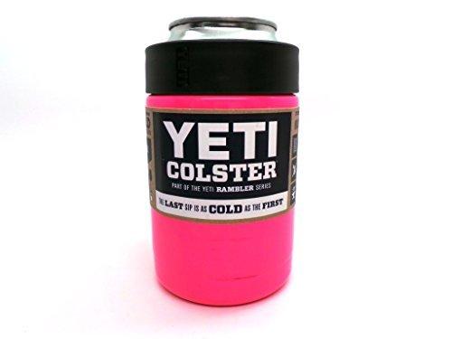 Yeti Rambler Colster Pink Color
