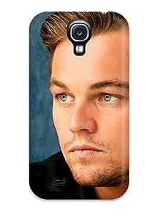 Shock-dirt Proof Leonardo Dicaprio Case Cover For Galaxy S4