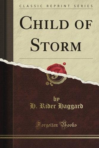 Child of Storm (Classic Reprint) PDF Text fb2 ebook